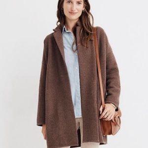 Madewell Chilton Blazer Sweater Cardigan